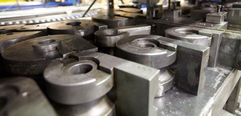 What is press die of pipe bending machine?
