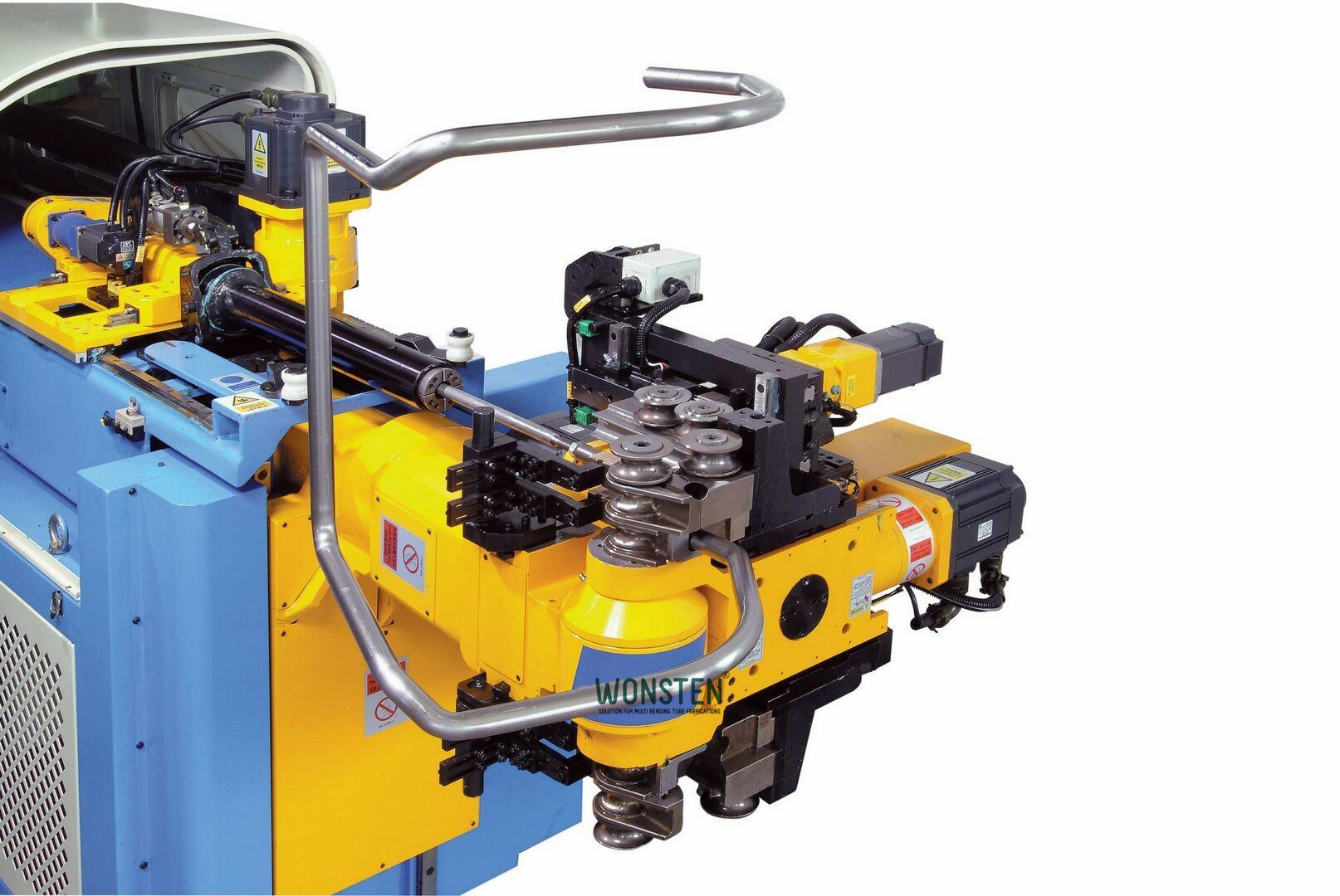 How to ensure the forming quality of the pipe bending machine?